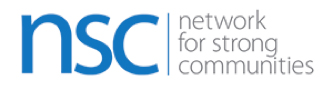 Network for Strong Communitites Logo